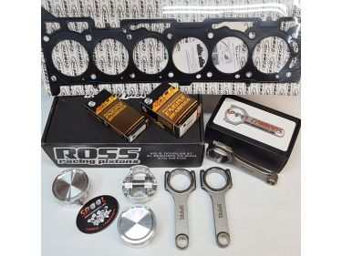Spool Ford XR6 Turbo Rebuild Kit with Ross Racing Forged Pistons