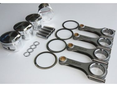 Spool 4ZE1 Conrod and CP Forged Pistons