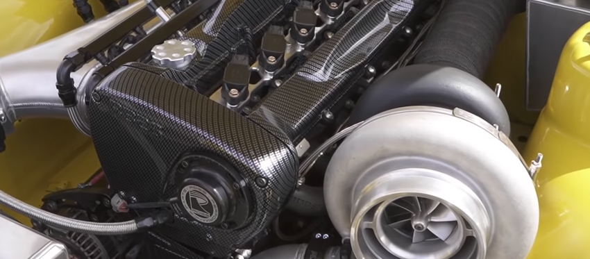 Nissan RB Engines
