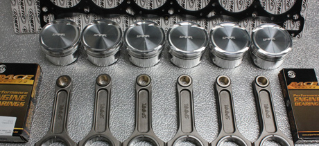 Ford XR6 Barra Rebuild Kits
