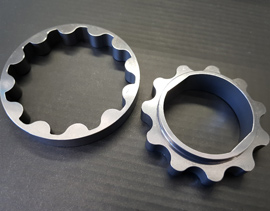 Ford XR6 Barra Billet Oil Pump Gears