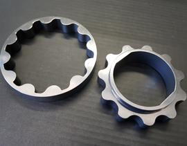 Ford XR6 Barra Billet Oil Pump Gears
