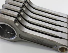 RB30 DOHC Conrods